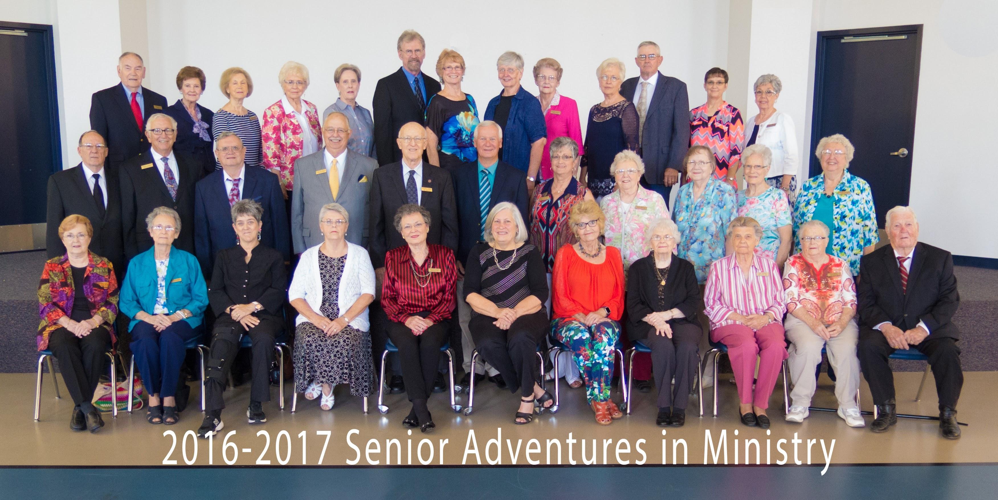 2016 Senior AIM