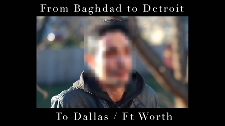 From Baghdad to Detriot to Dallas / Ft Worth