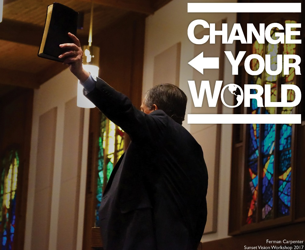 Change Your World Through Preaching