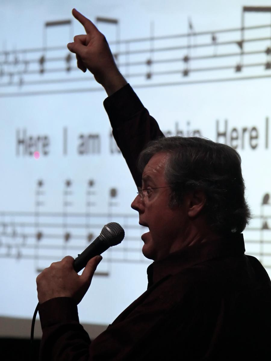 Keith Lancaster - Praise and Harmony Workshop