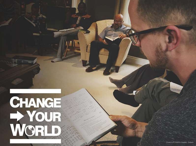 School of Missions Change Your World